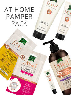 At Home Pamper Pack