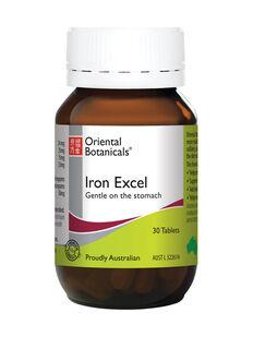 Iron Excel