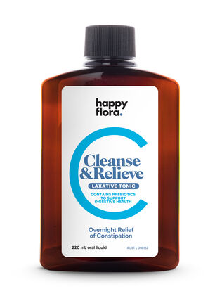 Cleanse & Relieve Laxative Tonic 220mL