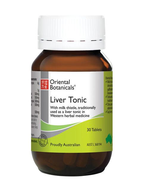 Liver Tonic 30 Tablets